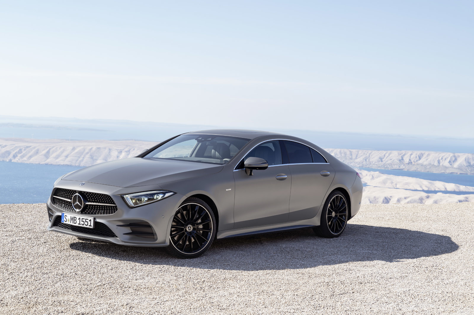 Foto de Mercedes-Benz CLS Coupé 2018 (40/56)