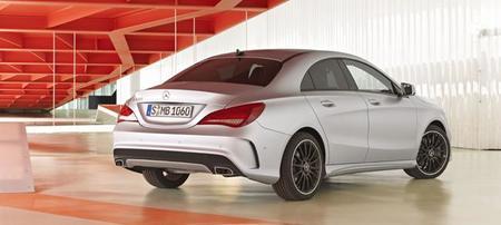 Mercedes CLA, a la venta en abril desde 31.500 euros