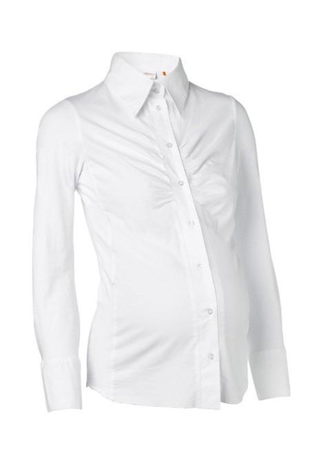 Camisa Blanca Premama Noppies