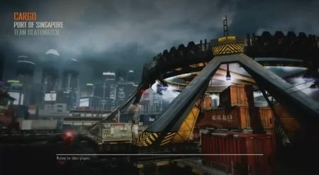Diez minutos de vídeo del mapa multijugador Cargo del 'Call of Duty: Black Ops II' [Gamescom 2012]