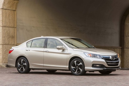 Honda Accord Hybrid 2013