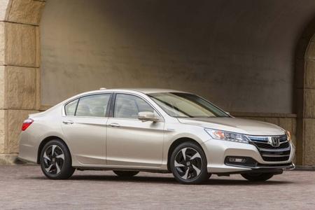 Honda Accord Hybrid 2013