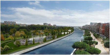En 2011, Madrid tendrá playa propia