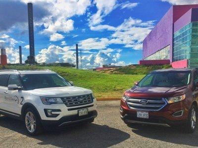 Ford Explorer y Ford Edge 2016, tan parecidas y tan diferentes