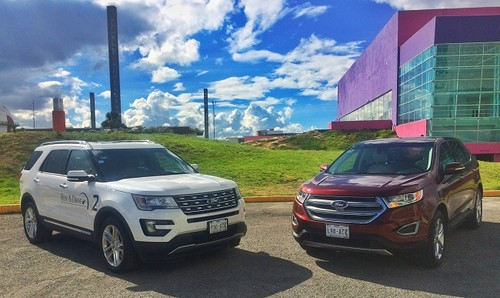 Ford Explorer y Ford Edge 2016, tan parecidas y tan diferentes