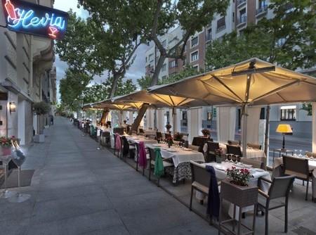 El restaurante Hevia cumple 50 años