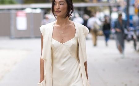 Estos 12 vestidos blancos para el verano son tan bonitos que hasta nos casaríamos con ellos puestos