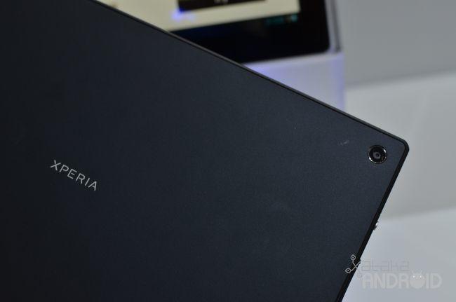 Foto de Toma de contacto Xperia Tablet Z (4/8)