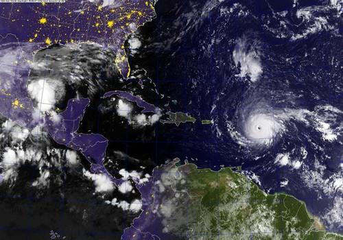 El avance del huracán Irma, minuto a minuto: todo lo que sabemos hasta ahora