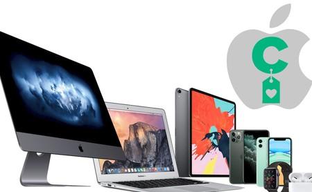 Los mejores precios de los últimos días en iPhone, iPad, Apple Watch o AirPods: las ofertas Apple de la semana