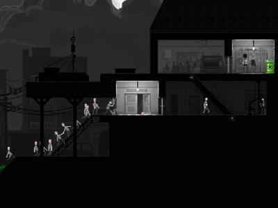 Siembra el pánico en la ciudad, controla a los infectados en Zombie Night Terror
