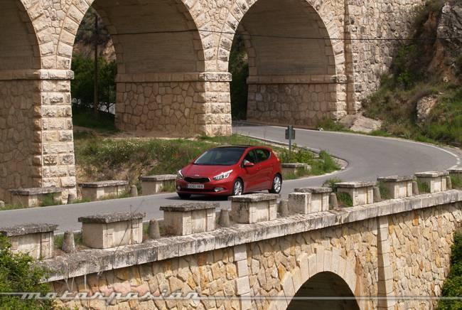 Kia Cee'd 2012 Presentación Madrid 08