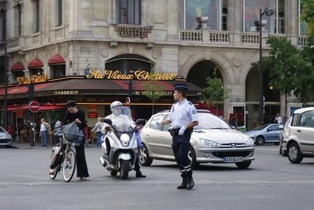 París tráfico