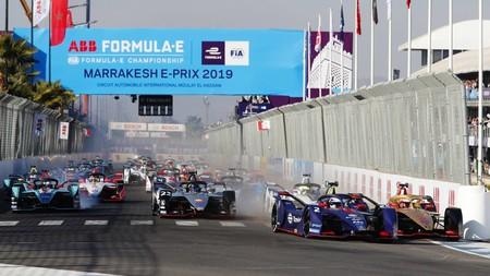 Marruecos Formula E 2020
