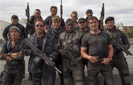 El equipo de héroes de