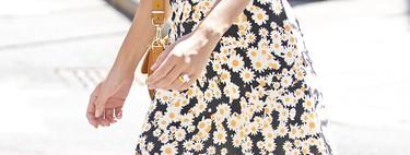 5 tops y 11 vestidos con el estampado que está arrasando este verano 2020: el de margaritas