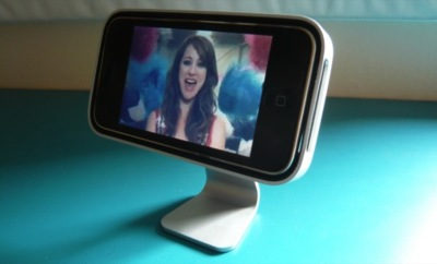 "iClooly: El dock que convierte tu iPhone 3G o iPod touch en un ""mini iMac"""