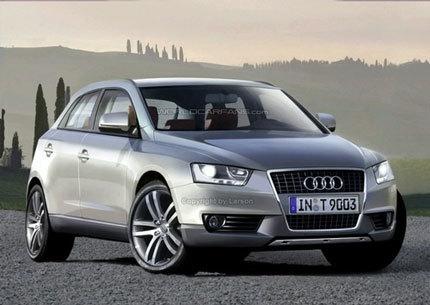 ¿Veremos el Audi Q5 en el salón de Beijing?