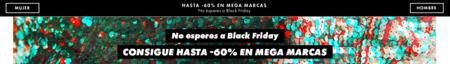 ASOS se adelanta al black Friday con descuentos de hasta el 60% en marcas top