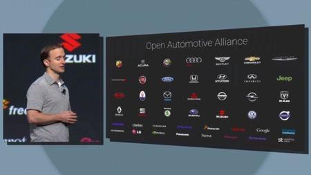 Android Auto, el más popular sistema operativo móvil llega también al coche