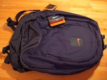 A fondo: C.O.R.E. Audio Backpack de Nike