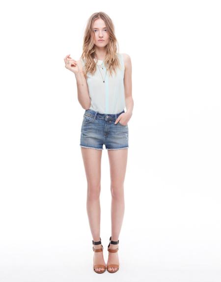 Zara TRF blusa