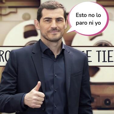 Todos los detalles de la entrevista prohibida que Iker Casillas concedió a Gustavo González: Ya hablaba de separación con Sara Carbonero