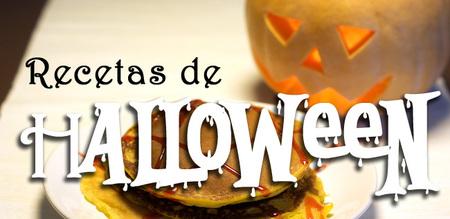 Recetas de Halloween, este año comerás de miedo