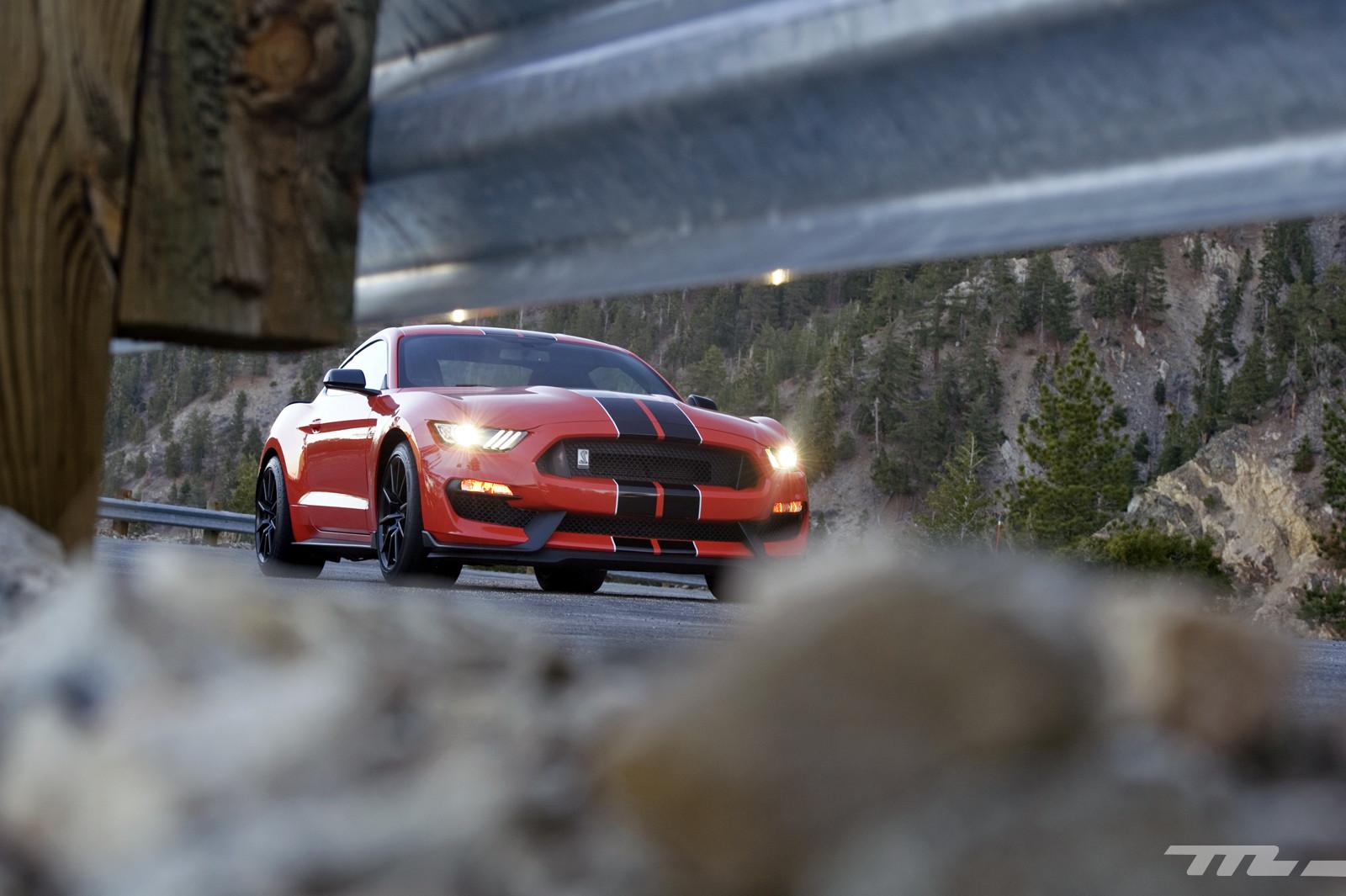 Foto de Ford Mustang Shelby GT350, prueba (15/40)