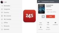 24symbols actualiza su aplicación con interfaz nativa de iOS