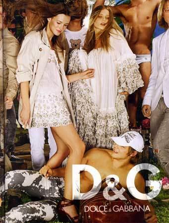 La campaña de Dolce & Gabbana Primavera-Verano 2008
