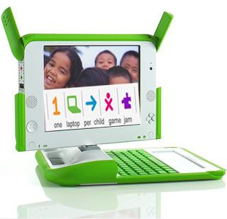 Intel con OLPC: una manera efectiva de eliminar un peligro