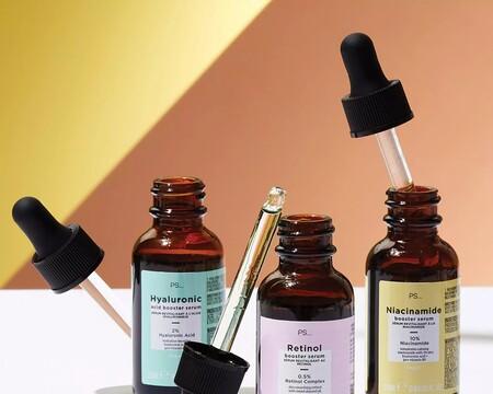 Con niacinamida, retinol o ácido hialurónico, así  son los nuevos sérums de Primark con un precio desde 4 euros
