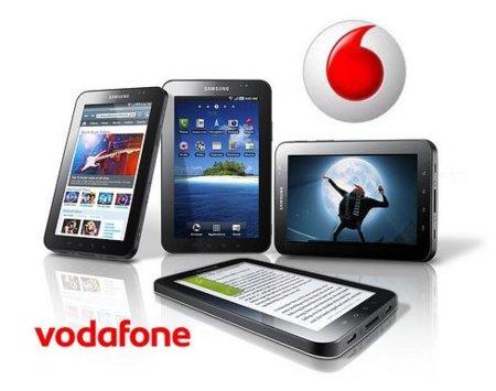 Samsung Galaxy Tab con Vodafone a mediados de octubre