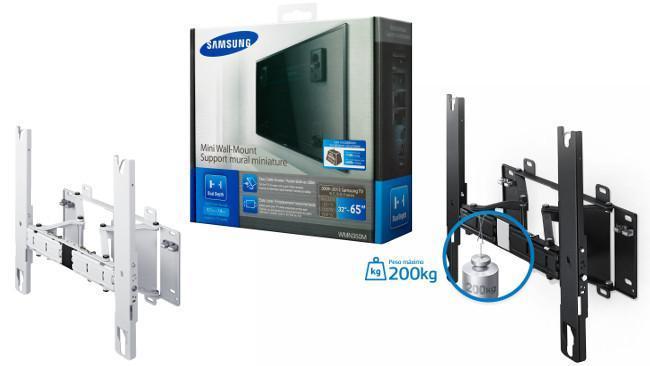 Podemos fijar un televisor curvo a la pared - Distancia televisor 55 pulgadas ...