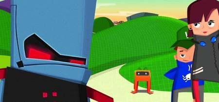 """""""Noa y Max. Atrapados en Electronia"""": la serie para niños que pretende despertar interés por la ciencia"""