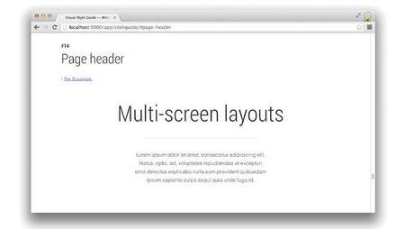 Web Starter Kit de Google, la web adaptada a cualquier dispositivo de forma fácil