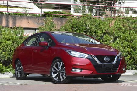 Nissan Versa 2020 Mexico 5