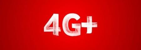 4g plus Vodafone