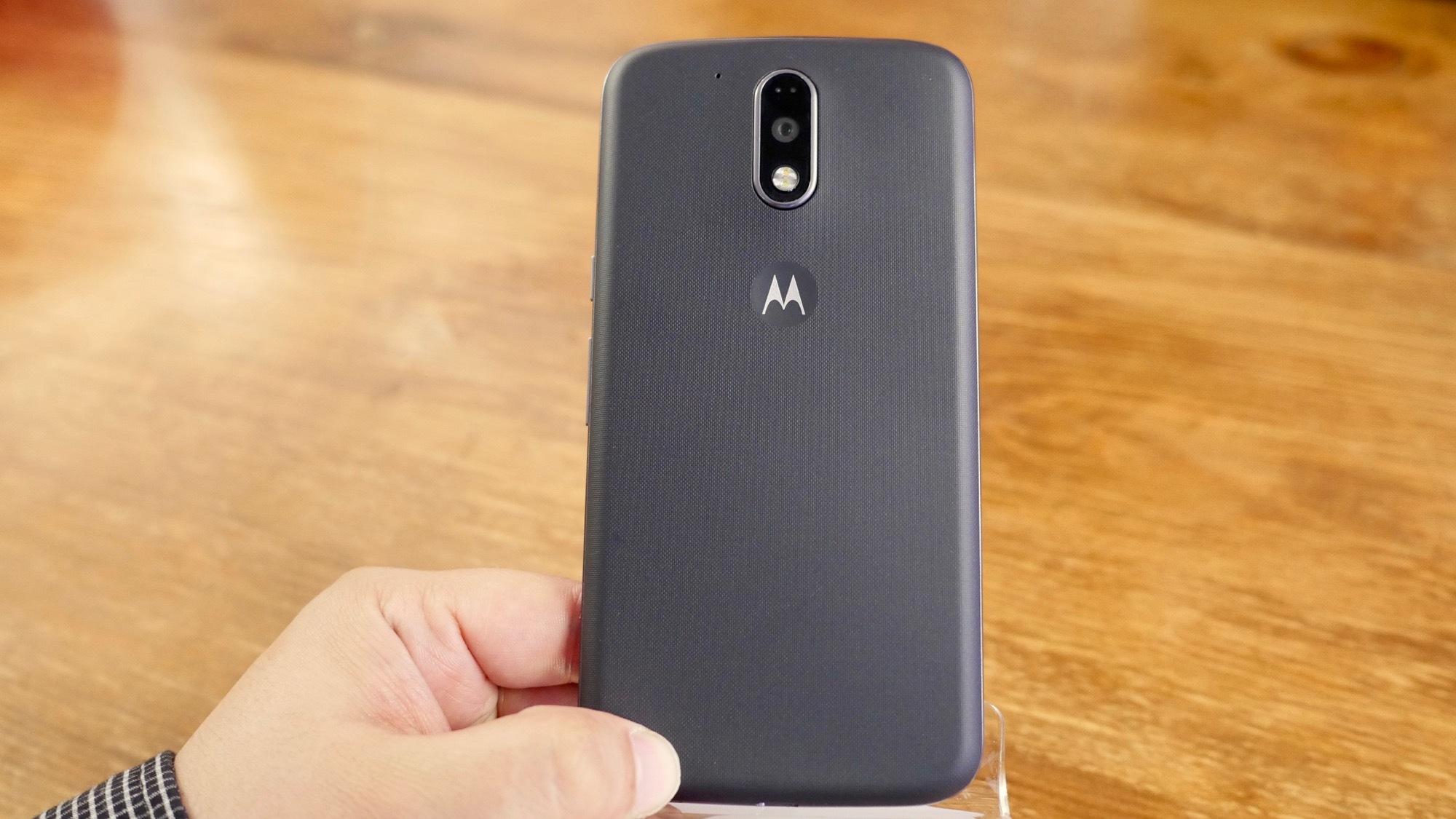 Foto de Motorola Moto G (4ª gen) y Moto G Plus (12/14)