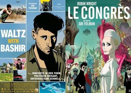 Ari Folman prepara una adaptación animada del diario de Ana Frank