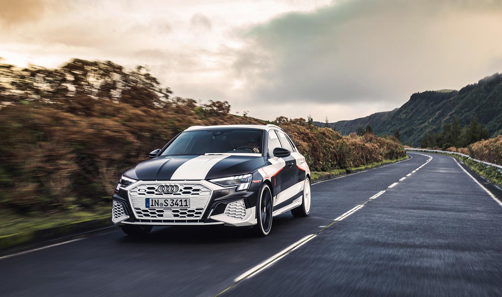 Foto de Audi S3 Sportback 2020, teaser (13/13)