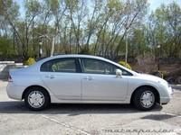 Comparativa: Honda Civic Hybrid contra Toyota Prius (parte 2)
