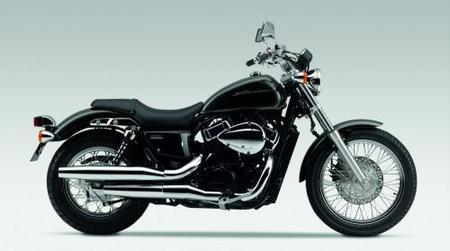 Honda Shadow RS, nueva custom para 2010