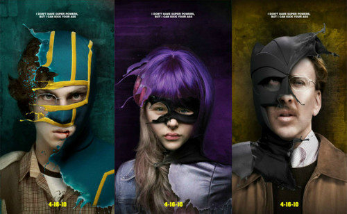Cómic en cine: 'Kick-Ass - Listo para machacar', de Matthew Vaughn