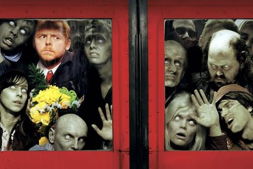 Zombies, policías y extraterrestres: las películas a las que homenajea la Trilogía del Cornetto de Edgar Wright