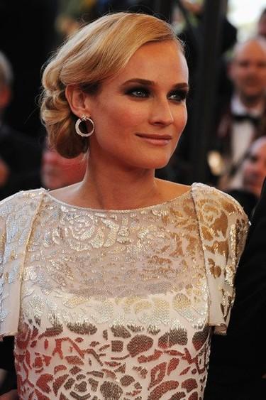 Duelo de estilos: vestido Marchesa ¿Blair Waldorf o Diane Kruger?