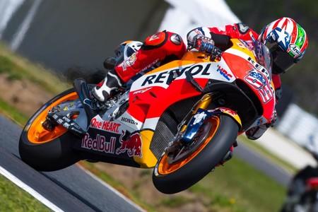 Hayden Honda Motogp
