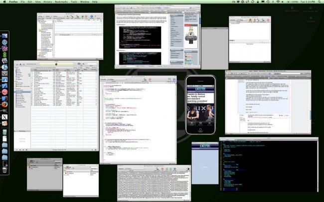 Frameworks desarrollo iPhone