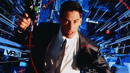 'Johnny Mnemonic': así fue la primera experiencia de Keanu Reeves con el cyberpunk de William Gibson